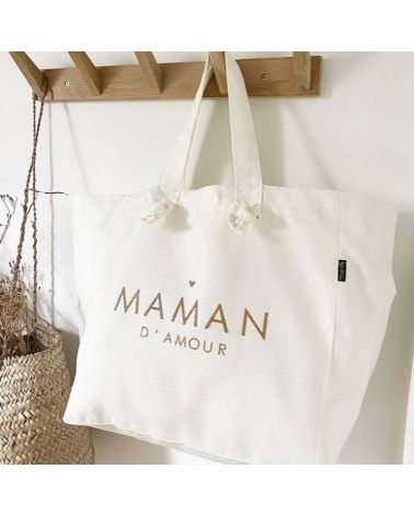 cabas maman d'amour marcel lily