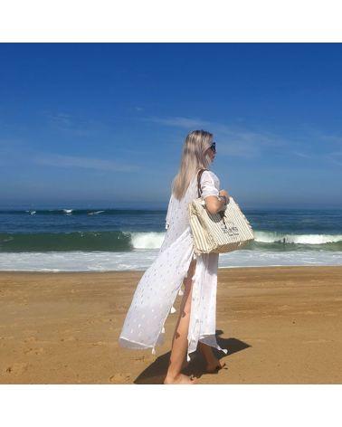 caftan de plage