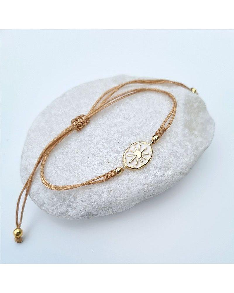 bracelet lien email blanc