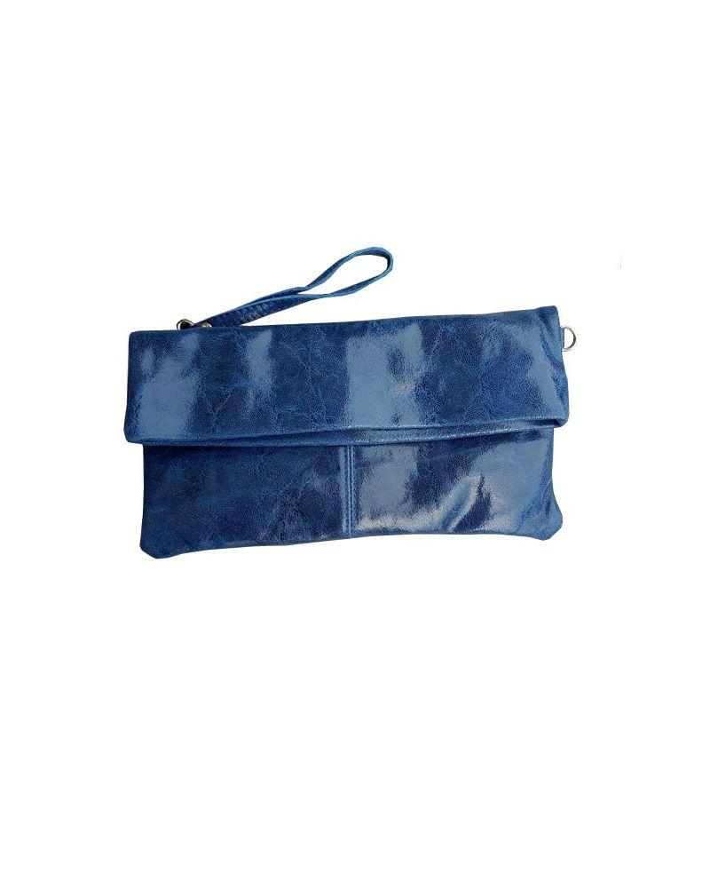 En cuir synthétique fini mat texturé Reptile Motif Bleu Sarcelle Couleur recouvert de tissu