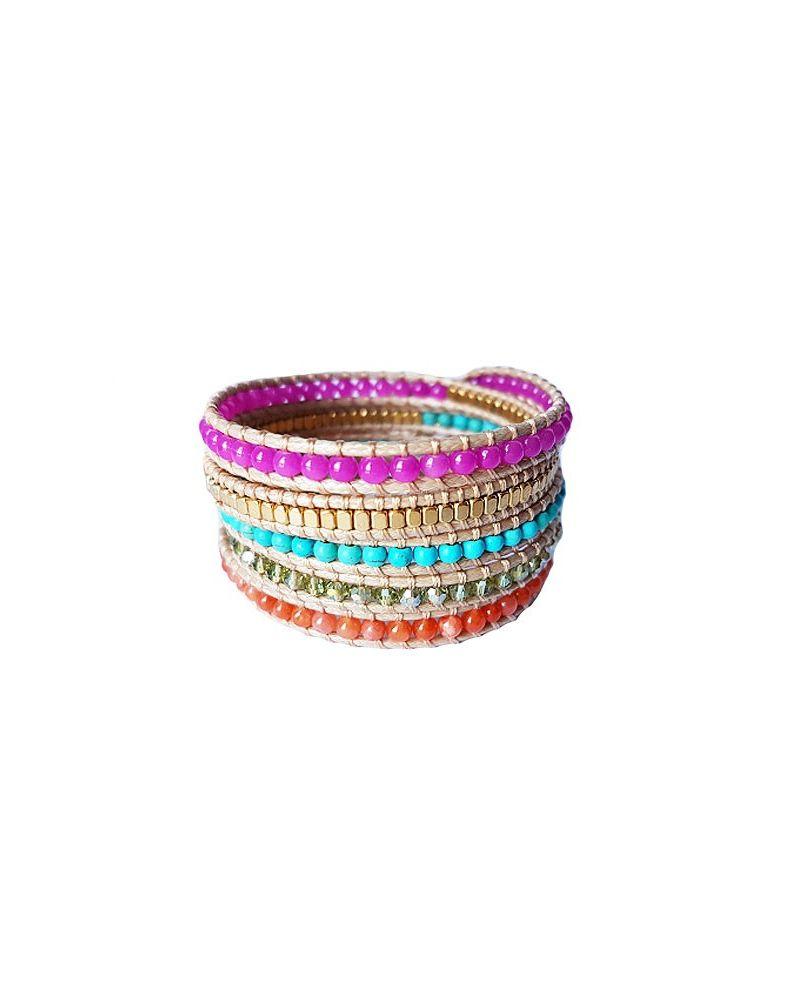 Bracelet wrap Hossegor