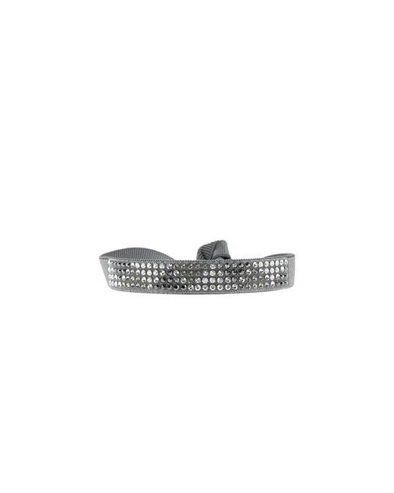Bracelet Mini triangle Gris