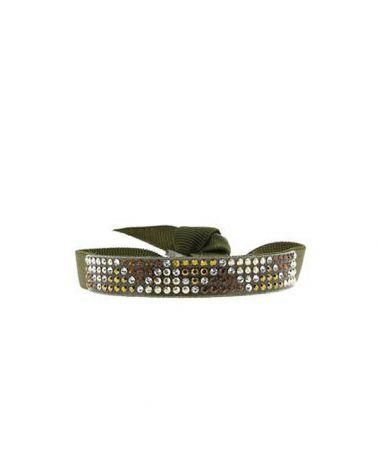 Bracelet Mini Triangle Kaki