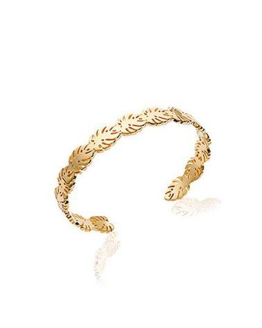 Bracelet jonc jungle summer