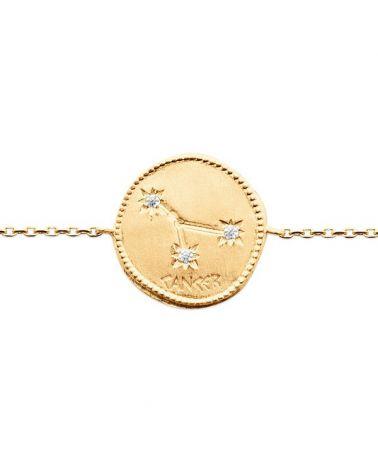 Bracelet constellation Cancer