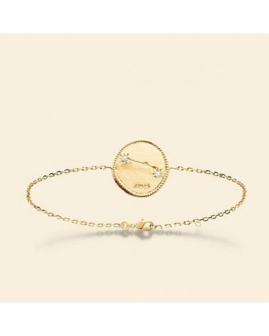 Bracelet constellation belier