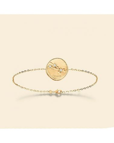 Bracelet constellation Taureau