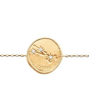 Bracelet constellation Taureau