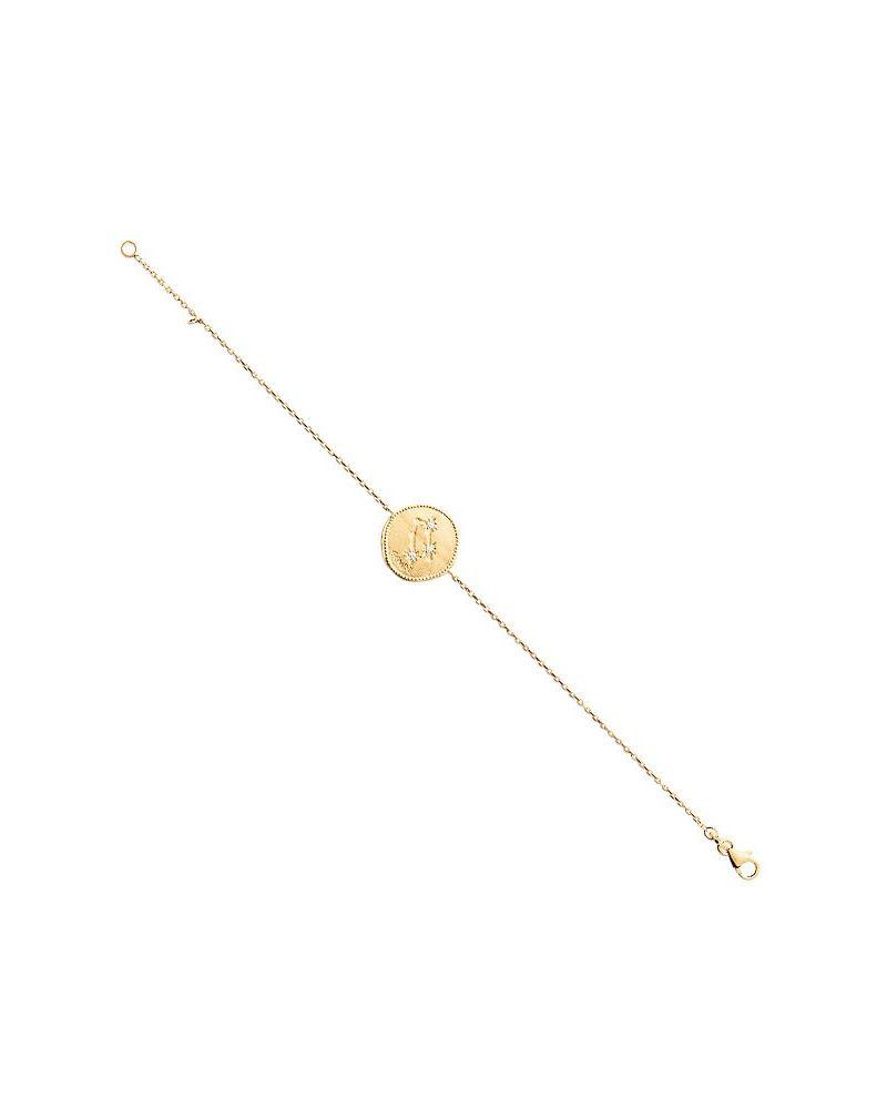 Bracelet constellation Gemeaux