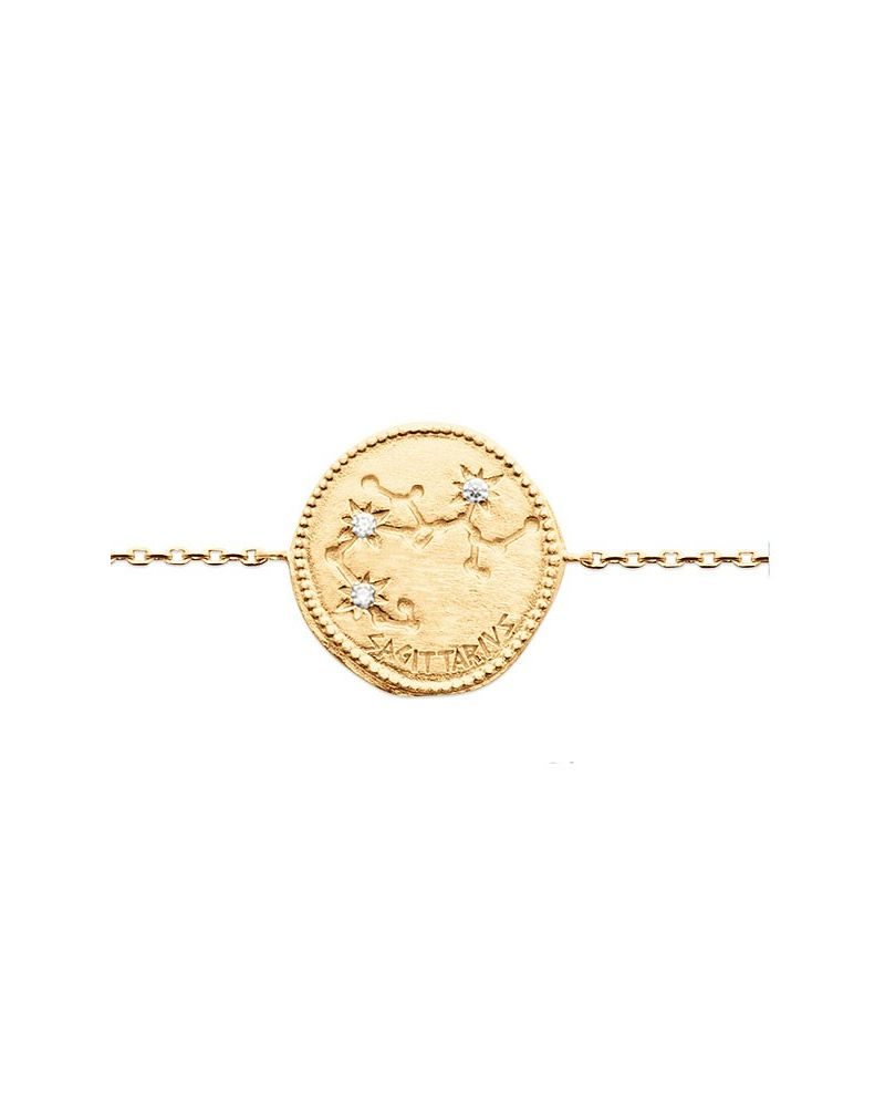 Bracelet constellation Sagittaire