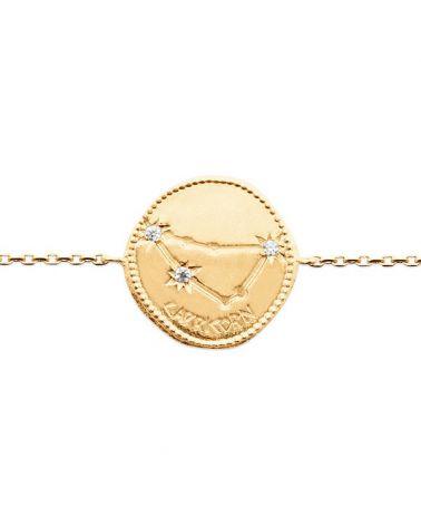 Bracelet constellation Capricorne