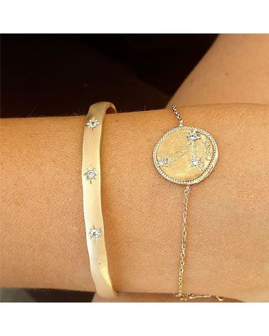 Bracelet constellation Poisson