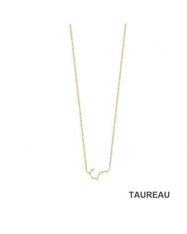Collier constellation Taureau