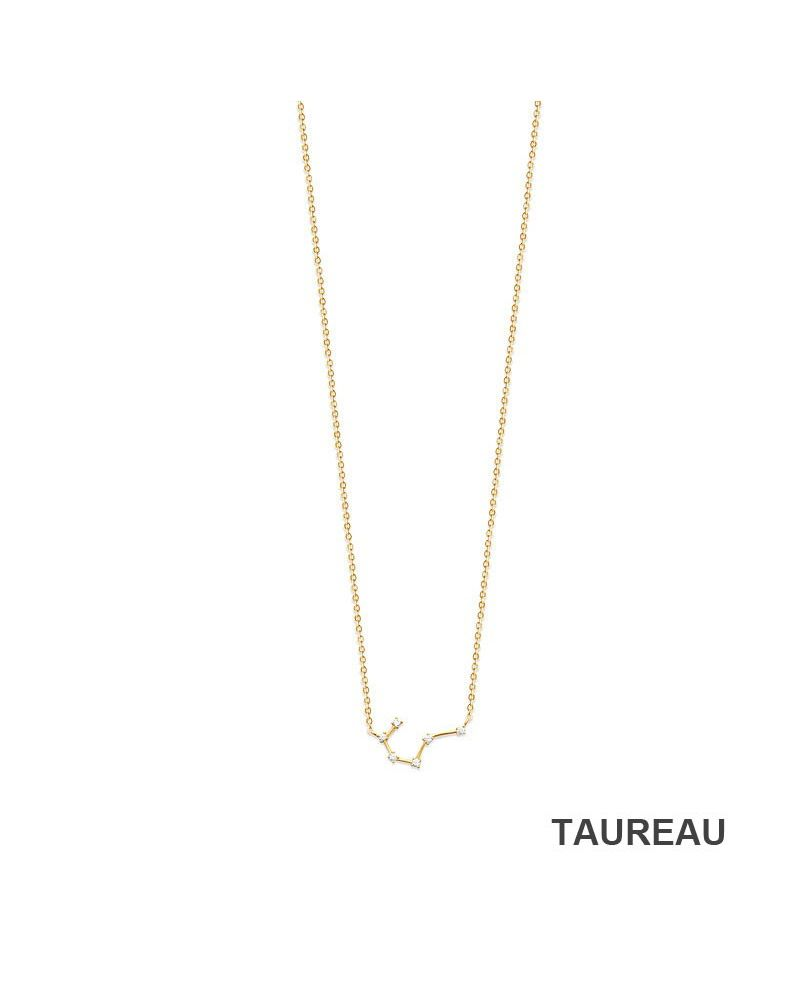 Collier constellation Taureau