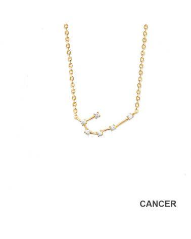 Collier constellation Cancer