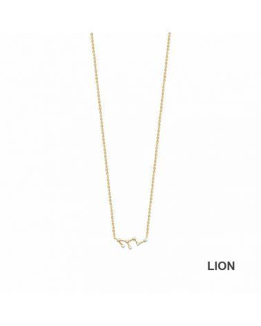 Collier constellation Lion