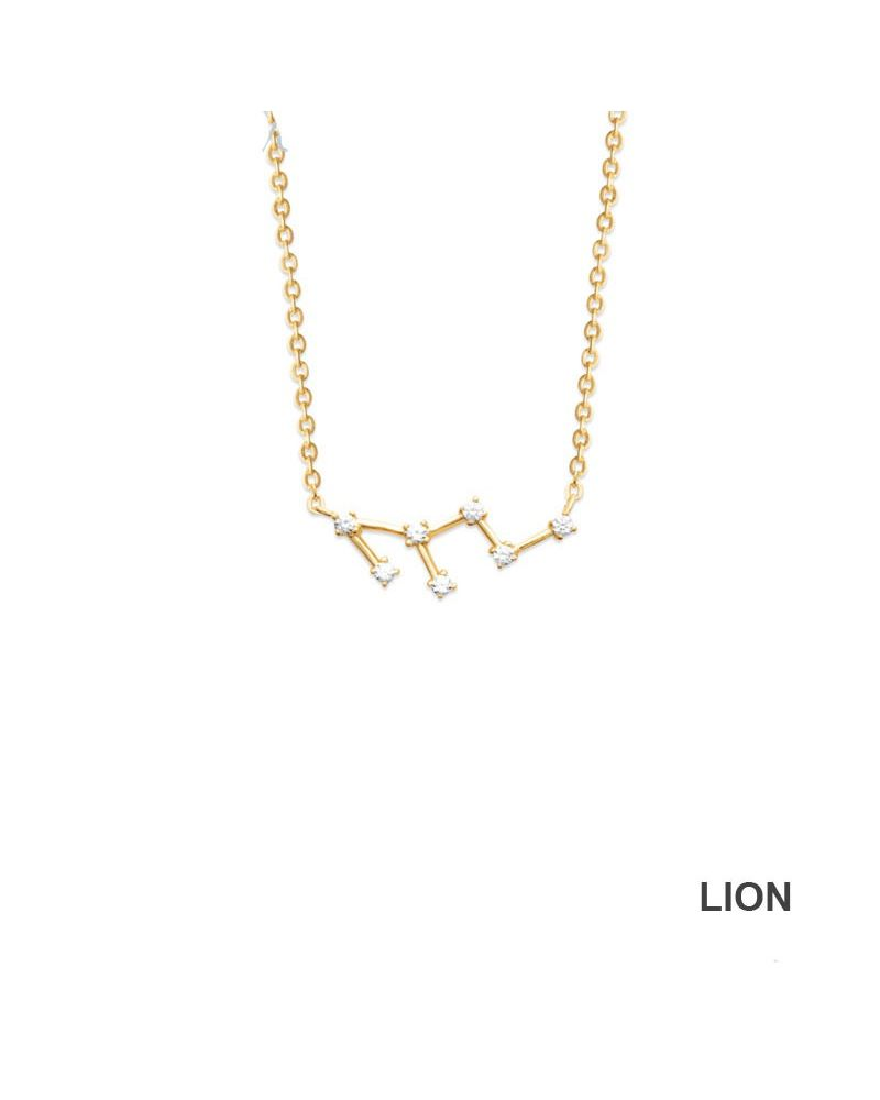 Collier constellation Lion