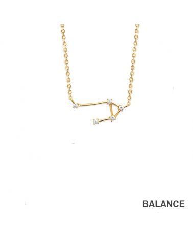 Collier constellation Balance