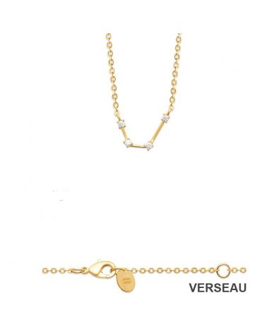 Collier constellation Verseau