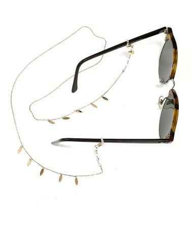 Chaine de lunettes Pétales