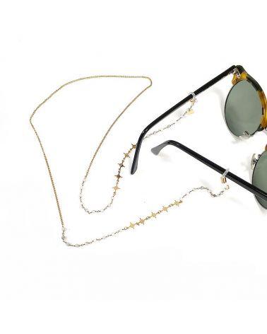 Chaine de lunettes Etoiles