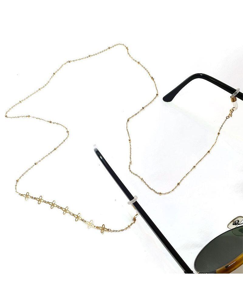 Chaine de lunettes Croix