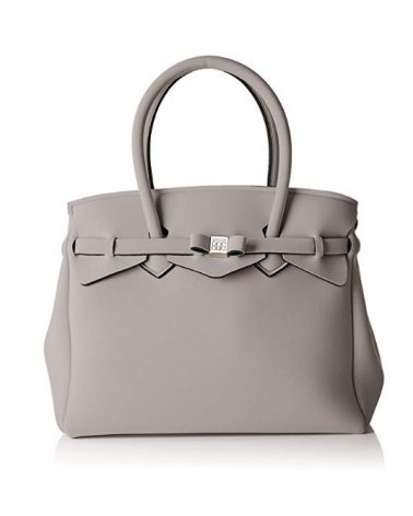 Sac Miss Plus Gris Turtle