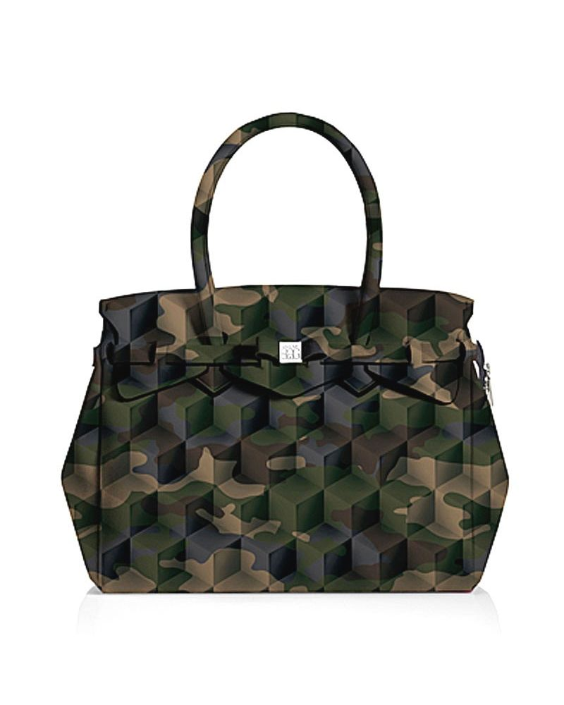 Sac Miss Plus Camouflage