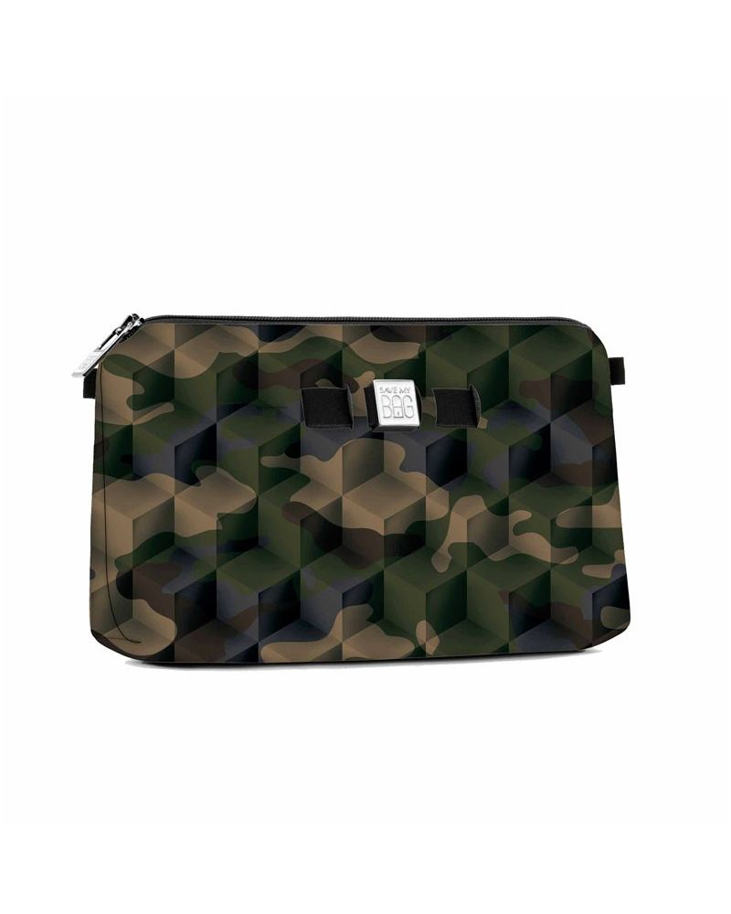 Pochette camouflage Save My Bag
