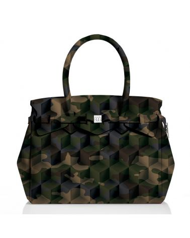 sac miss plus XL camouflage