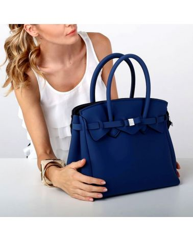 SAVE MY BAG sac Miss Plus Blue Scuro