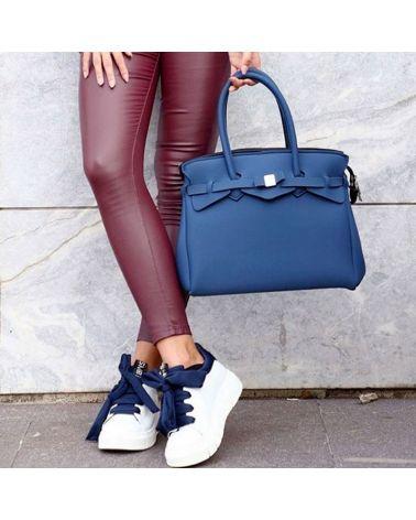 Sac Save My Bag blue balena