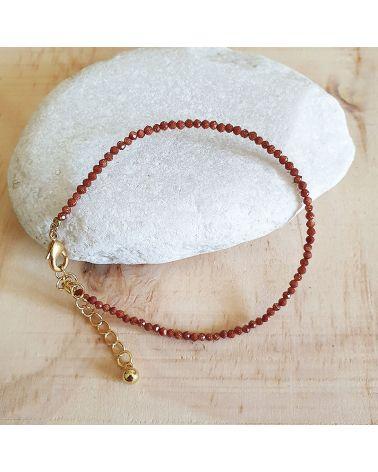 Bracelet pierre du Soleil