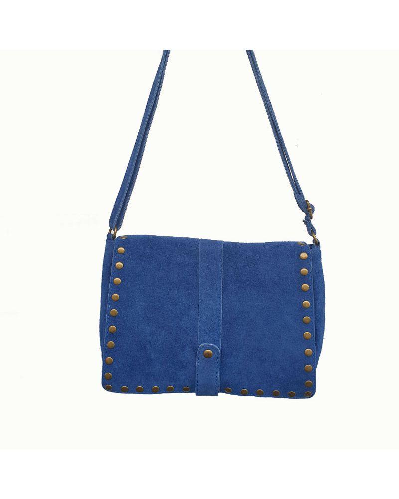 sac besace it hippie bleu