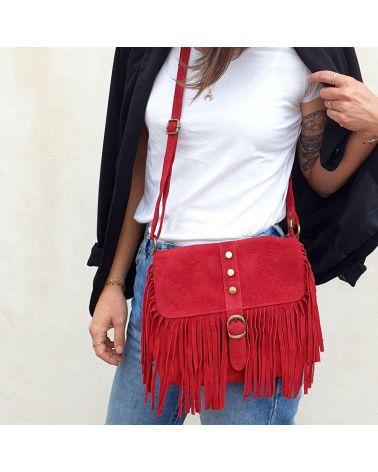 sac à franges it hippie