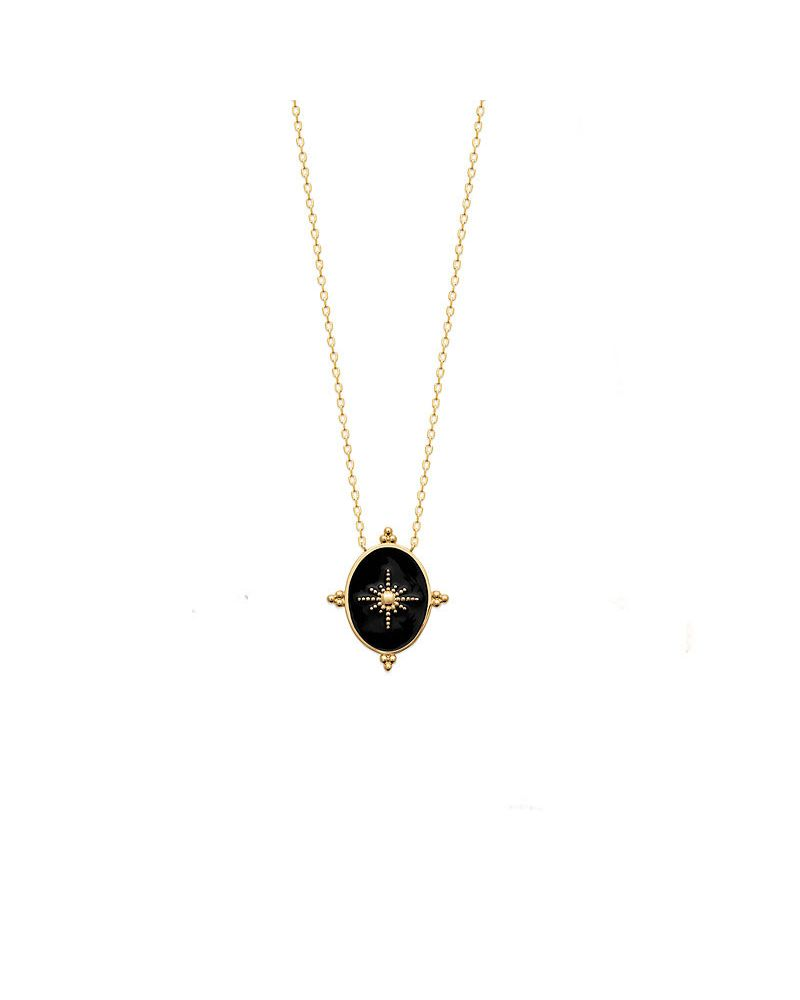 collier reversible or