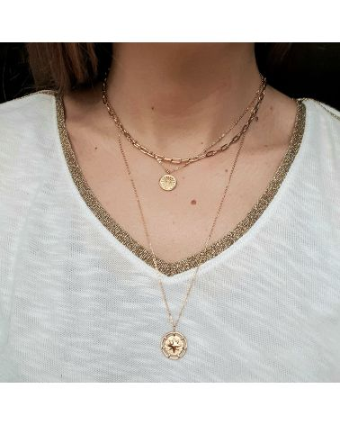 collier multi rang mile mila
