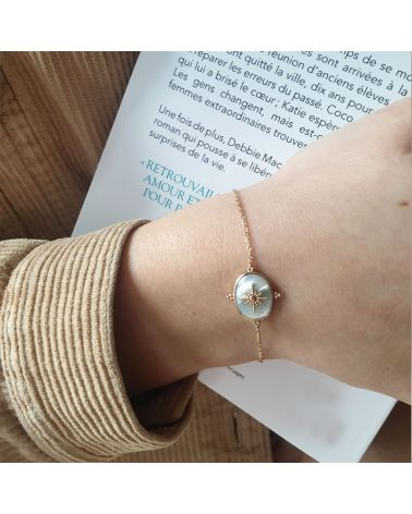 bracelet or nacre reversible