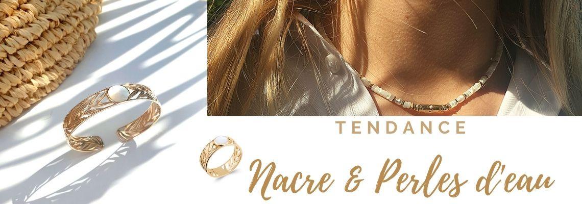 Tendance Nacre