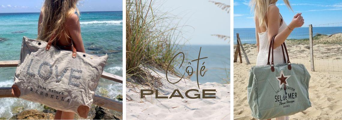 Sac & Cabas  de Plage Vacances, Bohème ou Vintage