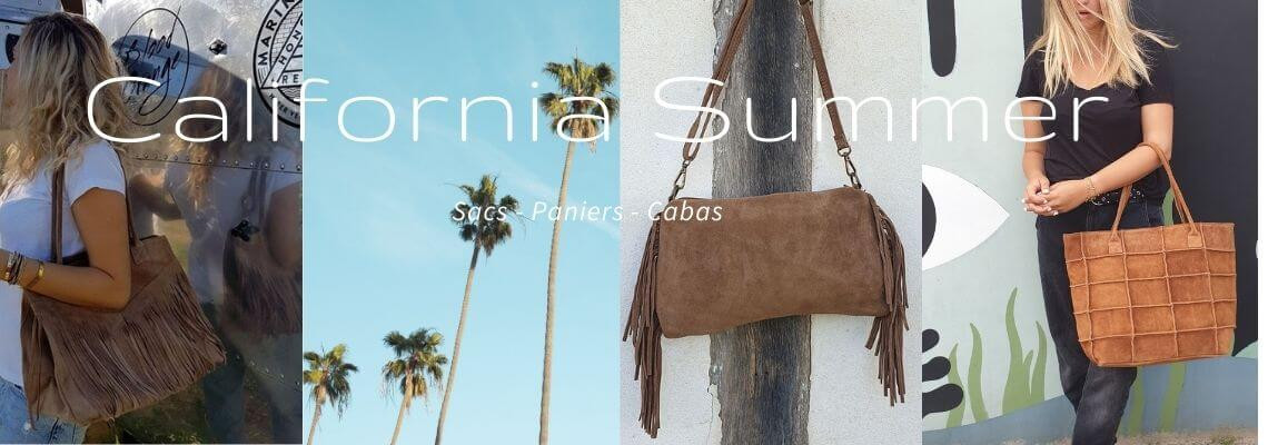 California summer : ensoleillez votre style | Zosha Collection