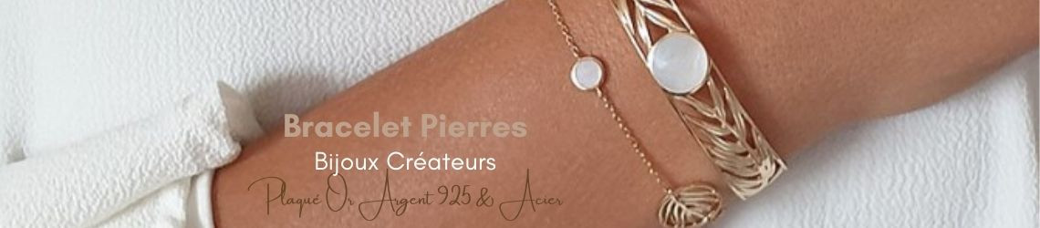 Bracelet Pierres | Bijoux Tendance | Zosha Collection