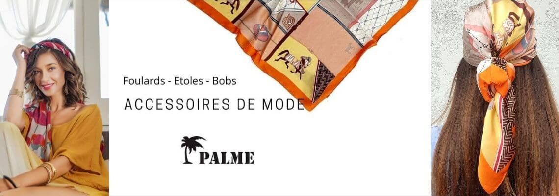 PALME Accessoires de Mode | Echarpes & Foulards|Zosha Collection