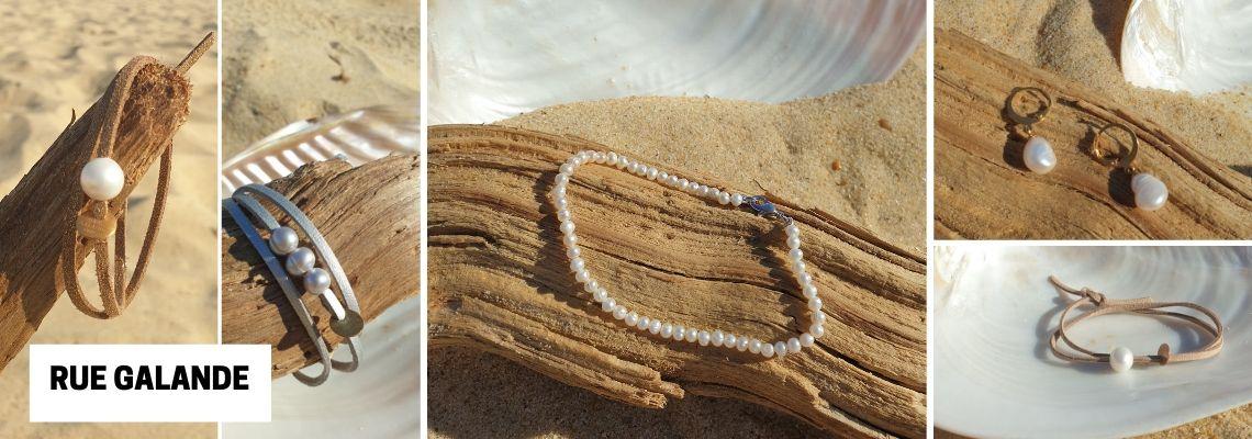 Rue galande bijoux perles culture