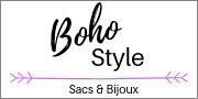 Boho Style Bijoux Sacs