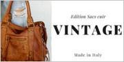 Cuir Vintage Sacs