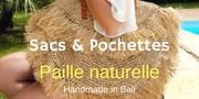 Sacs & Pochettes Paille naturelle