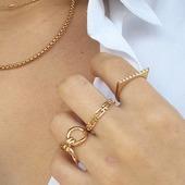 Rings Addict ! Plaqué Or #bague #bagues #plaqueor #bijouxlovers #bijoucreateur #18ktgold #18kt #18carats #instajewel #jewellerylove #bagueor #gold #goldplated #goldjewelry #hossegor #zoshacollection