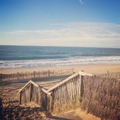 Les estagnots #seignosse #landes #landifornia #lucky #beachismyhappyplace #beachlife #sunday #dayoffvibes #zoshacollection
