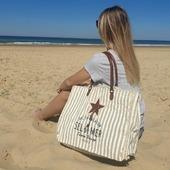 ☀️Profitez☀️#sacdeplage #cabasdeplage #hossegor #hossegorbeach #cabasplage #cabas #beautiful #beachbag #canvasbag #seldemer #beachtherapy #beachstyle #timetorelax #timetobeach #zoshacollection